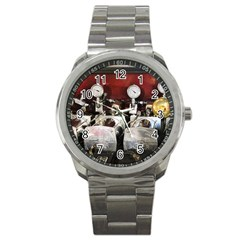 Willytrunk Sport Metal Watch