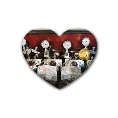 Willytrunk Drink Coasters 4 Pack (heart)