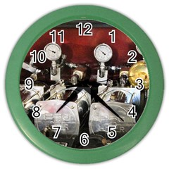 Willytrunk Wall Clock (Color)