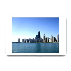 Chicago Skyline Small Door Mat