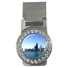 Chicago Skyline Money Clip (cz)