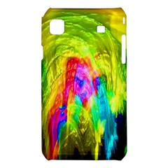 Painted Forrest Samsung Galaxy S i9008 Hardshell Case