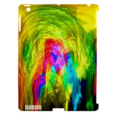 Painted Forrest Apple iPad 3/4 Hardshell Case (Compatible with Smart Cover)