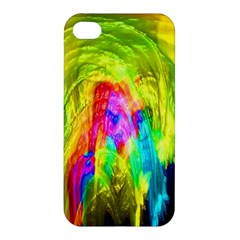 Painted Forrest Apple iPhone 4/4S Premium Hardshell Case