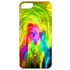 Painted Forrest Apple iPhone 5 Classic Hardshell Case