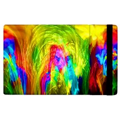 Painted Forrest Apple iPad 3/4 Flip Case