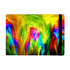 Painted Forrest Apple iPad Mini Flip Case