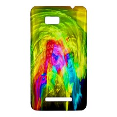 Painted Forrest HTC One SU T528W Hardshell Case
