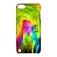 Painted Forrest Apple iPod Touch 5 Hardshell Case with Stand