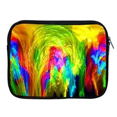 Painted Forrest Apple iPad 2/3/4 Zipper Case