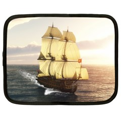 French Warship Netbook Case (xxl)