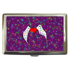 Your Heart Has Wings so Fly - Updated Cigarette Money Case