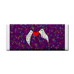 Your Heart Has Wings so Fly - Updated Hand Towel