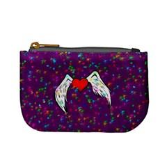 Your Heart Has Wings so Fly - Updated Coin Change Purse