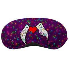 Your Heart Has Wings so Fly - Updated Sleeping Mask