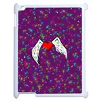 Your Heart Has Wings so Fly - Updated Apple iPad 2 Case (White) Front