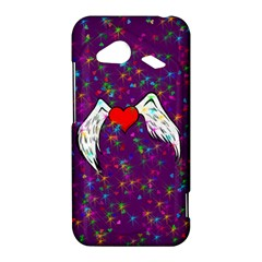 Your Heart Has Wings so Fly - Updated HTC Droid Incredible Hardshell Case