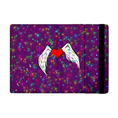 Your Heart Has Wings So Fly   Updated Apple Ipad Mini Flip Case