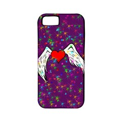 Your Heart Has Wings So Fly   Updated Apple Iphone 5 Classic Hardshell Case (pc+silicone)