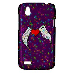 Your Heart Has Wings so Fly - Updated HTC T328W (Desire V) Case