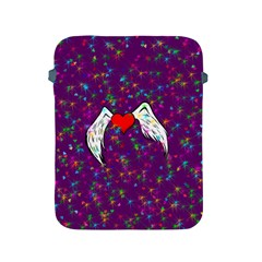 Your Heart Has Wings so Fly - Updated Apple iPad 2/3/4 Protective Soft Case