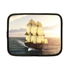 French Warship Netbook Case (Small)