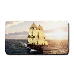 French Warship Medium Bar Mat