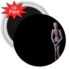 I Have To Go 3  Button Magnet (10 Pack)