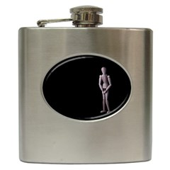I Have To Go Hip Flask