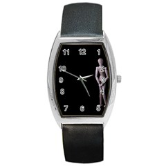 I Have To Go Tonneau Leather Watch