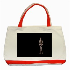 I Have To Go Classic Tote Bag (Red)