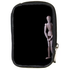 I Have To Go Compact Camera Leather Case