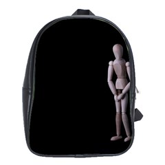 I Have To Go School Bag (Large)