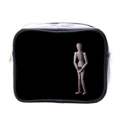 I Have To Go Mini Travel Toiletry Bag (One Side)