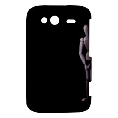 I Have To Go HTC Wildfire S A510e Hardshell Case
