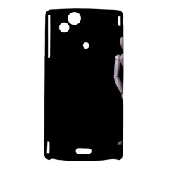 I Have To Go Sony Xperia Arc Hardshell Case