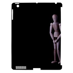I Have To Go Apple iPad 3/4 Hardshell Case (Compatible with Smart Cover)