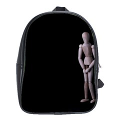 I Have To Go School Bag (XL)