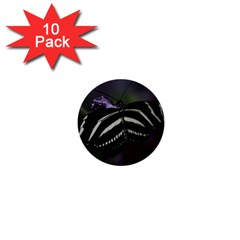 Butterfly 059 001 1  Mini Button (10 Pack)