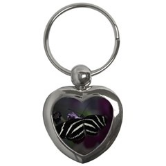Butterfly 059 001 Key Chain (Heart)