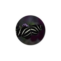 Butterfly 059 001 Golf Ball Marker 4 Pack