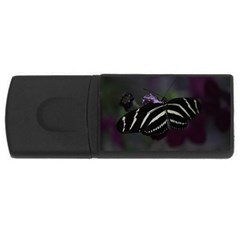Butterfly 059 001 1GB USB Flash Drive (Rectangle)