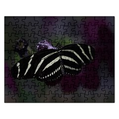 Butterfly 059 001 Jigsaw Puzzle (Rectangle)