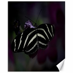 Butterfly 059 001 Canvas 11  x 14  9 (Unframed)