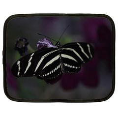Butterfly 059 001 Netbook Case (Large)