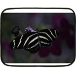 Butterfly 059 001 Mini Fleece Blanket (Two-sided) 35 x27 Blanket Front