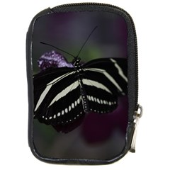 Butterfly 059 001 Compact Camera Leather Case