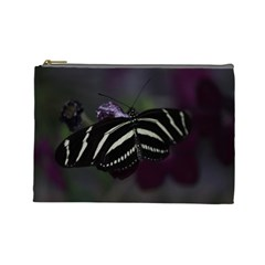 Butterfly 059 001 Cosmetic Bag (Large)