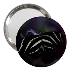 Butterfly 059 001 3  Handbag Mirror