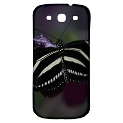 Butterfly 059 001 Samsung Galaxy S3 S Iii Classic Hardshell Back Case